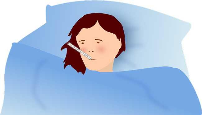 Занятия на беговой дорожке при простуде