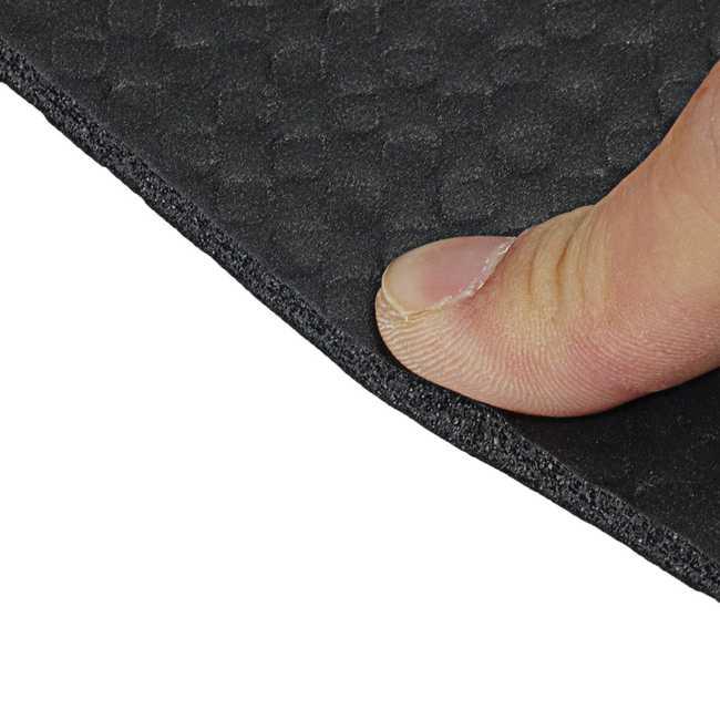 Как выбрать шумопоглощающий коврик для беговой дорожки
