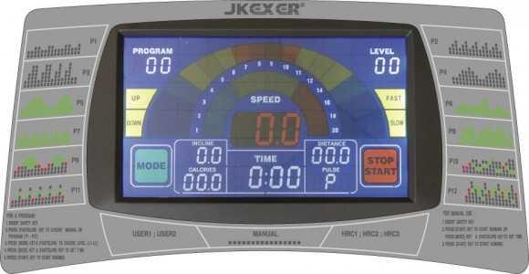 На что влияет скорость бега на беговой дорожке